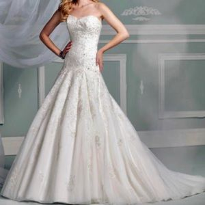 James Clifford Wedding Gown